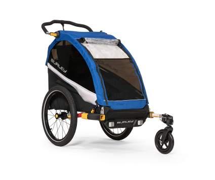 Burley D'Lite Single One Seat Kids Bike Trailer & Stroller