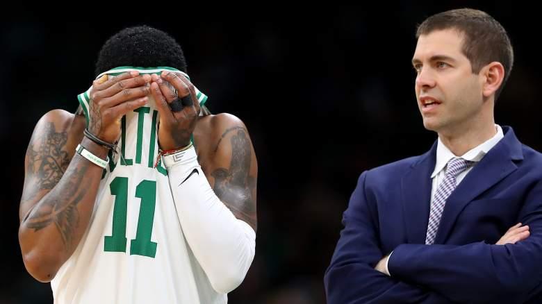 Boston Celtics Draft Trade