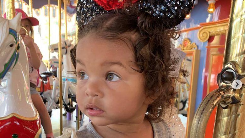 Cheyenne Floyd's daughter Ryder Wharton