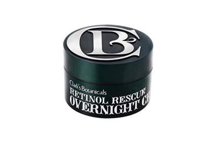 retinol nighttime organic moisturizing treament