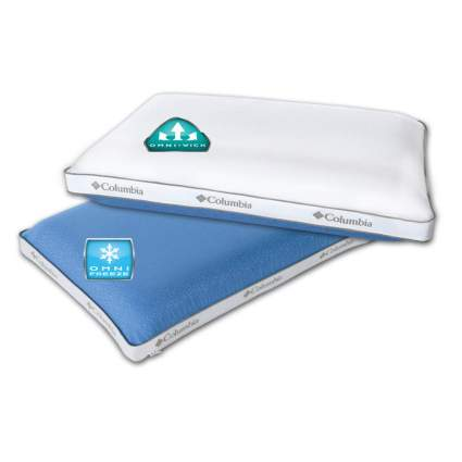 double sided cooling pillow