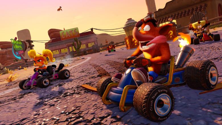Crash Team Racing Nitro Fueled Cheat Codes