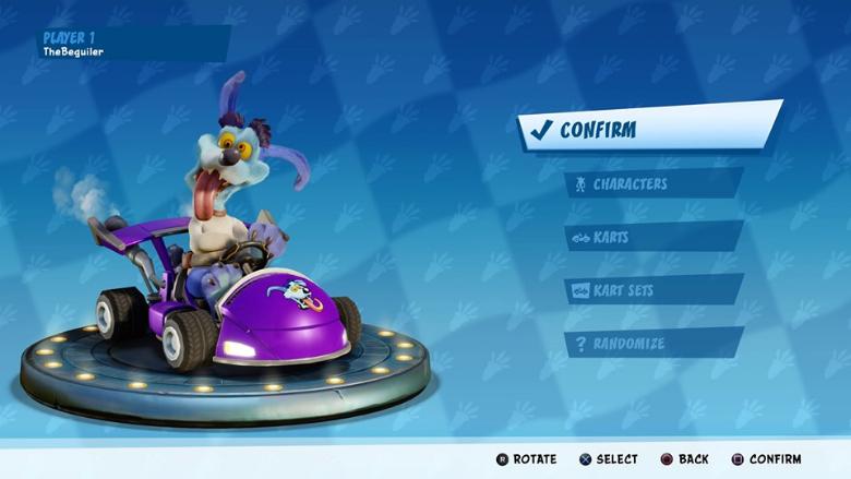 Crash Team Racing Nitro Fueled Ripper Roo