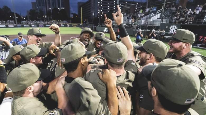 Vanderbilt vs Louisville Baseball Live Stream