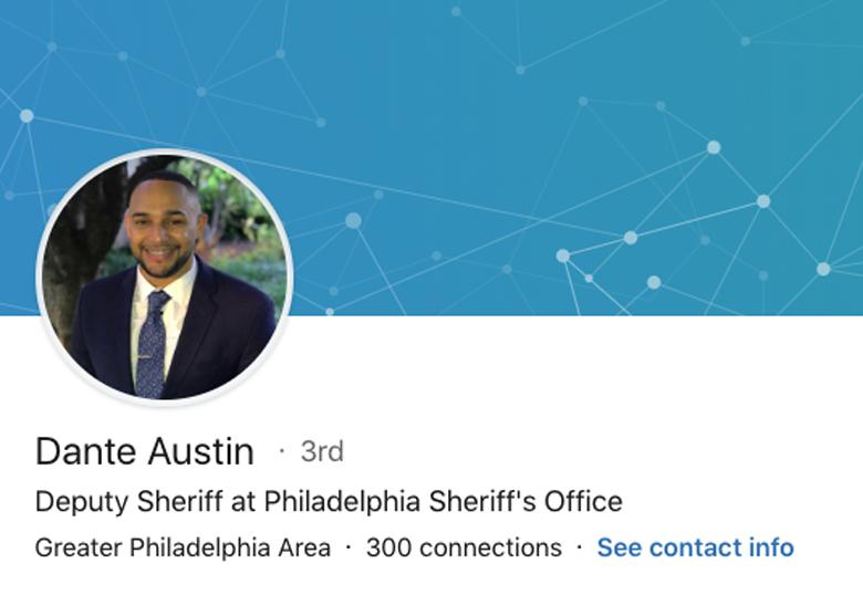 Dante Austin Philadelphia