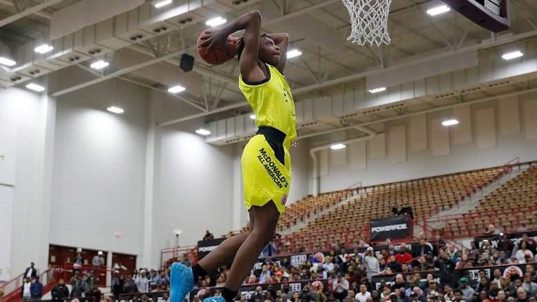 Darius Garland NBA Draft
