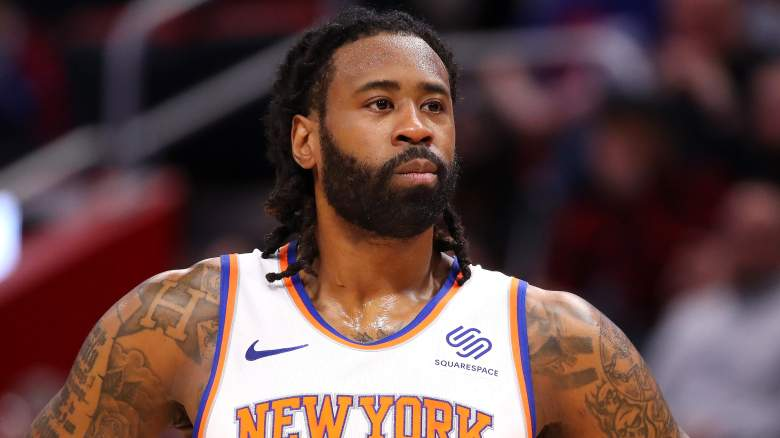 Deandre Jordan Lakers Free Agency