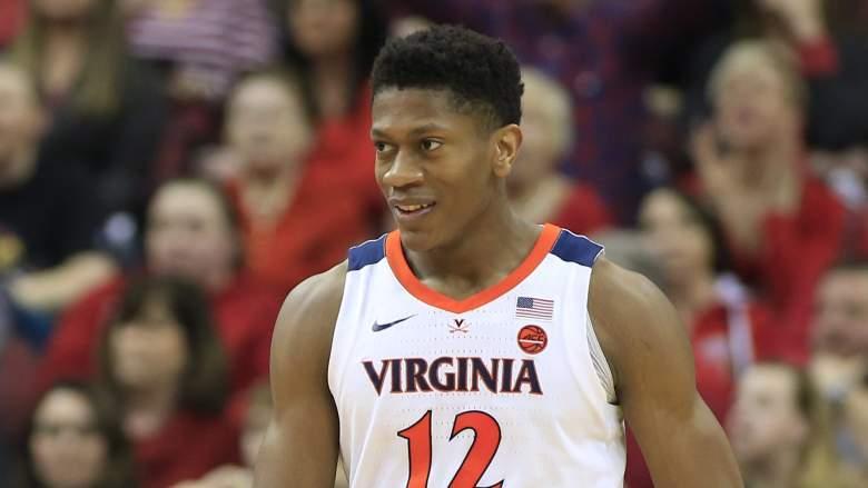 Chicago Bulls roster NBA draft DeAndre Hunter