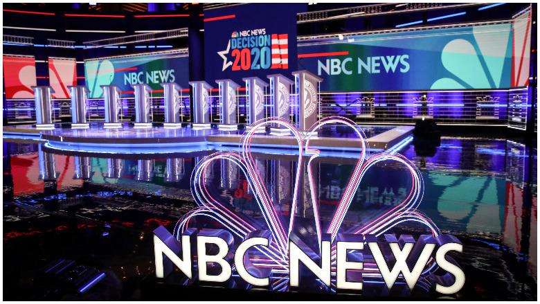 democratic debate lineup thursday