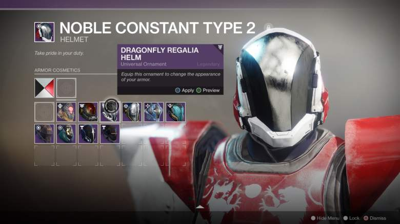 Destiny 2 Eververse Armor Changes