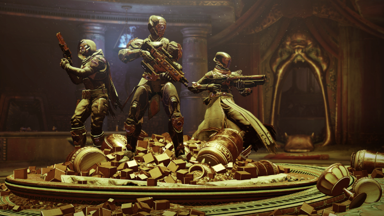 Destiny 2 Menagerie Opulent Armor