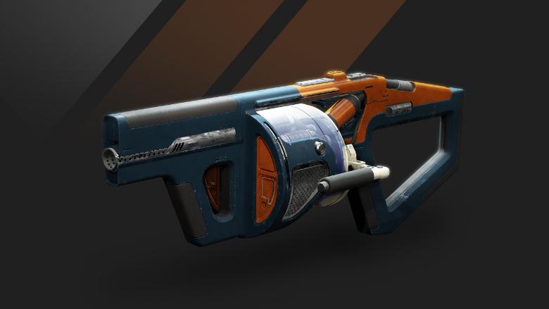Destiny 2 Wendigo-GL3 Pinnacle Weapon