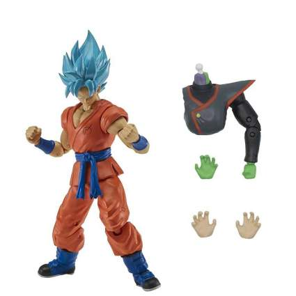 Dragon Ball Super - Dragon Stars Super Saiyan Blue Goku Figure