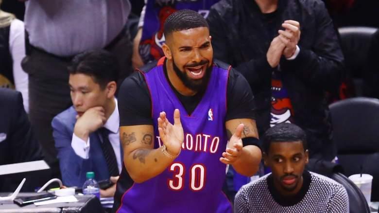 Drake OVO Brand Toronto Raptors