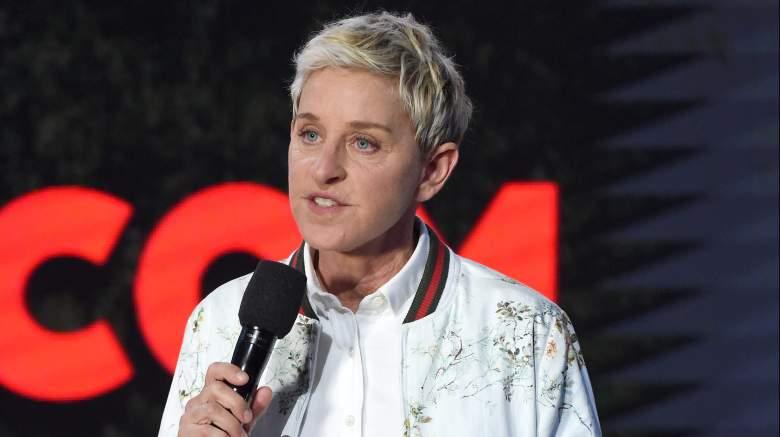 Ellen DeGeneres Rori Rhodes