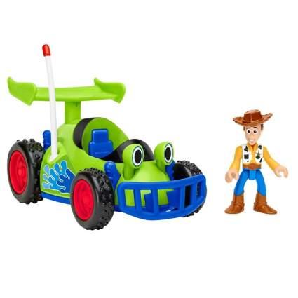 Fisher-Price Disney/Pixar Toy Story R/C & Woody