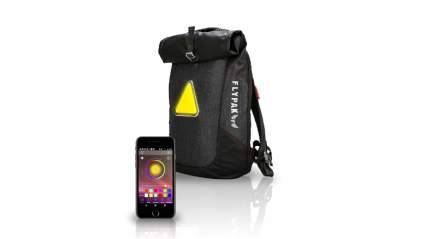 flypak smart backpack