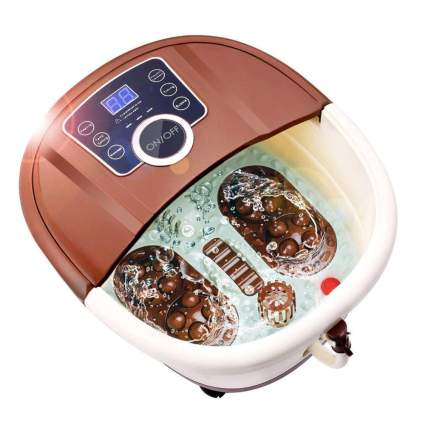 foot bath spa massager with heat