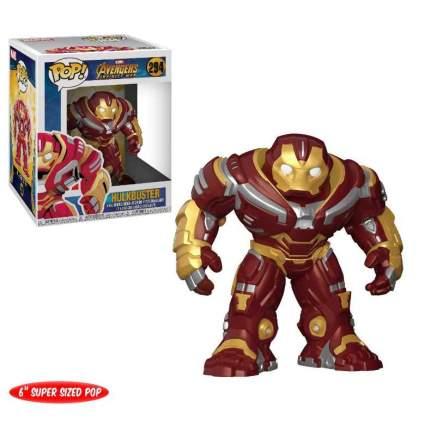 "Funko Pop! Marvel: Avengers Infinity War 6"" Hulk buster Figure"