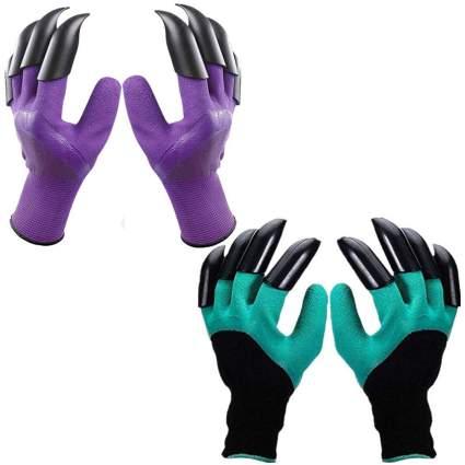 Garden Genie Gardening Gloves gadeget