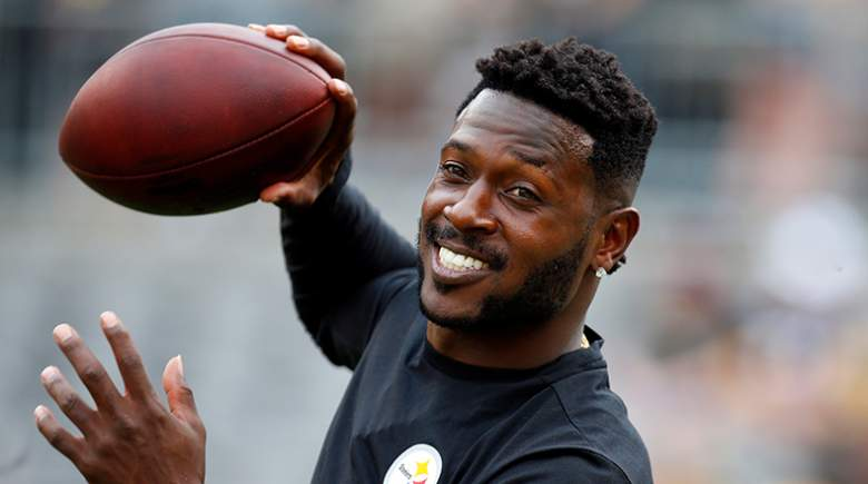 raiders antonio brown