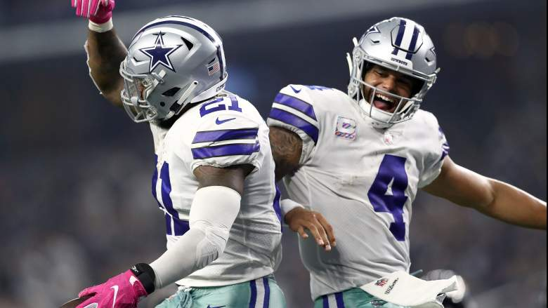 Dak Prescott Ezekiel Elliott Contract