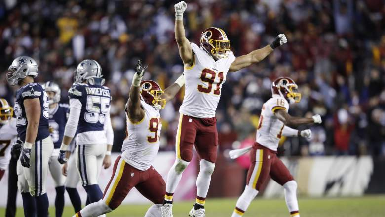 Redskins questions entering training camp