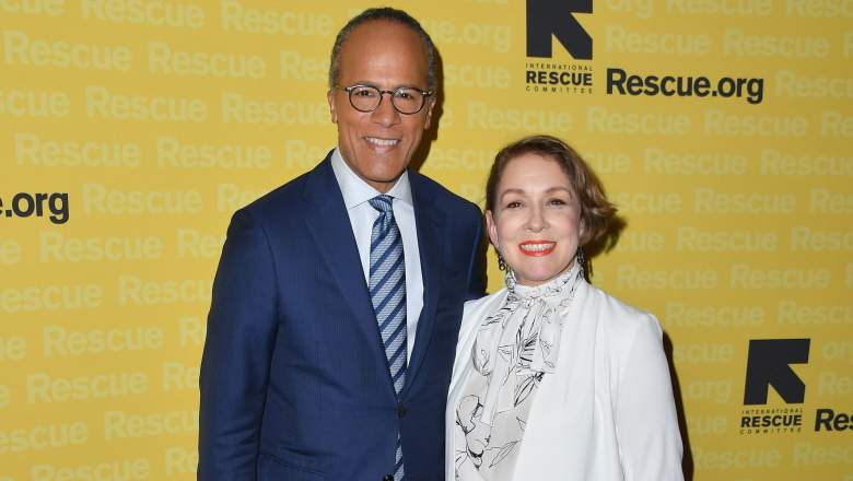 Lester Holt's Family: 5 Fast Facts You Need to Know
