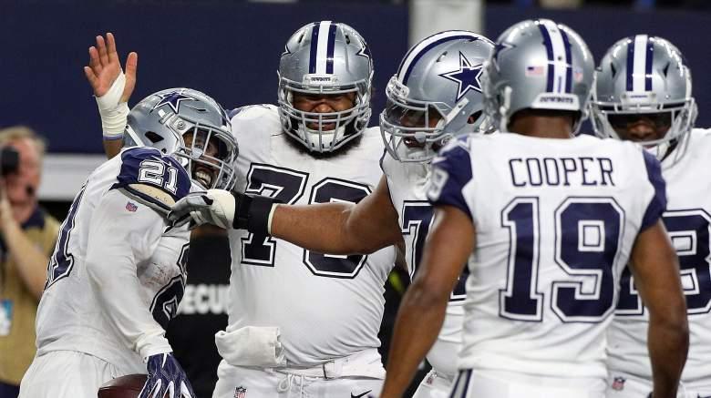 Cowboys Free Agency Ol Joe Looney Signs One Year Deal Heavy Com