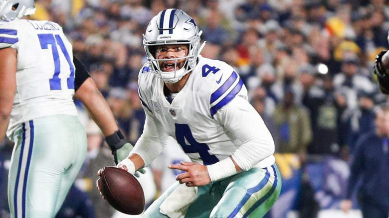 Dak Prescott Contract Cowboys