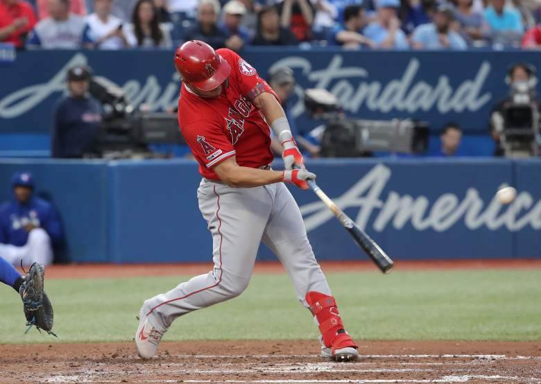 Los Angeles Angels superstar Mike Trout led the league in votes during the first-ever MLB All-Star Starters Election.