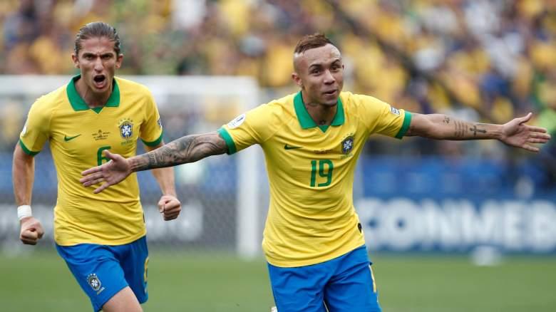 Watch Brazil vs Paraguay in USA