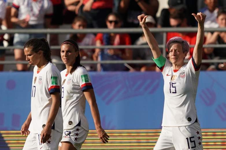 The U.S. Women's Soccer Team faces France in a highly-anticipated quarterfinal round match on Friday afternoon.