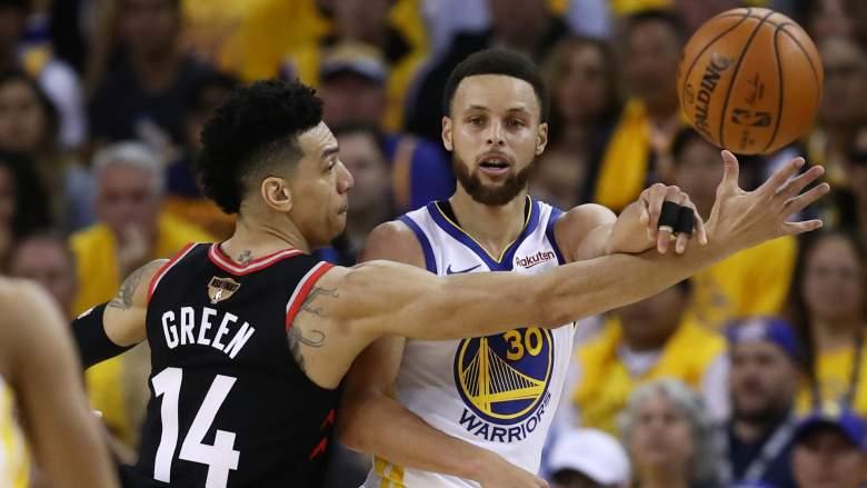 Warriors vs Raptors Game 4 Live Stream