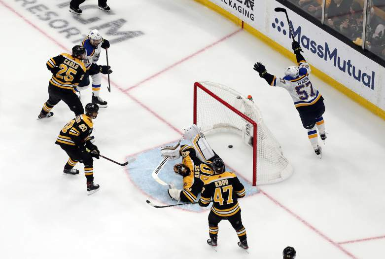 The St. Louis Blues face off with the Boston Bruins in Game 6 on Sunday night, where they will look to win their first Stanley Cup.