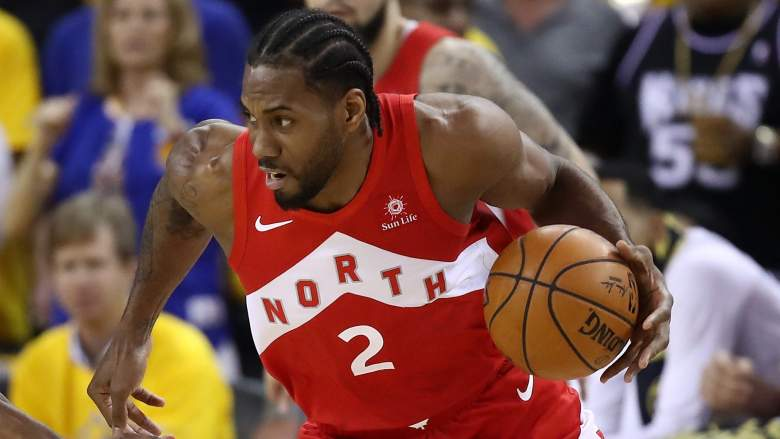 Kawhi Leonard free agency Snoop Dogg