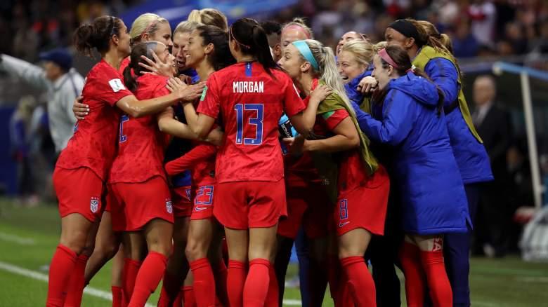 WATCH: All 13 Goals USWNT Scored Versus Thailand