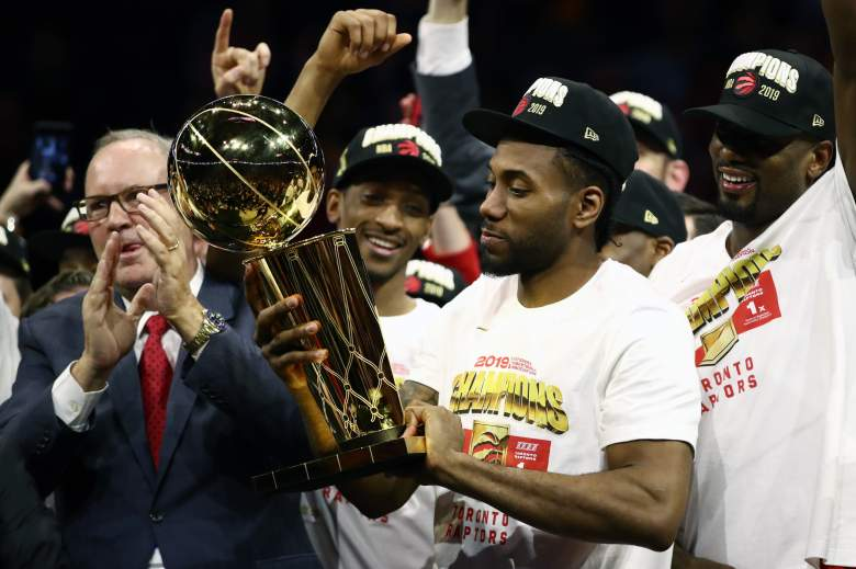 The Toronto Raptors defeated the Golden State Warriors in Game 6 of the NBA Finals and took home their first NBA title.