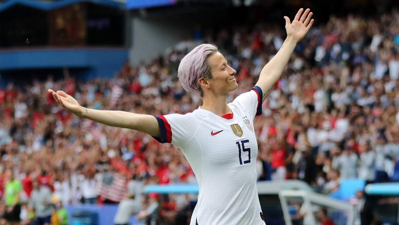 What Happened to Megan Rapinoe
