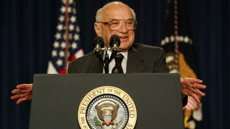Milton Friedman on Universal Basic Income