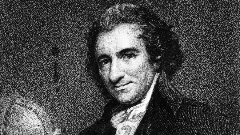 Thomas Paine on Universal Basic Income