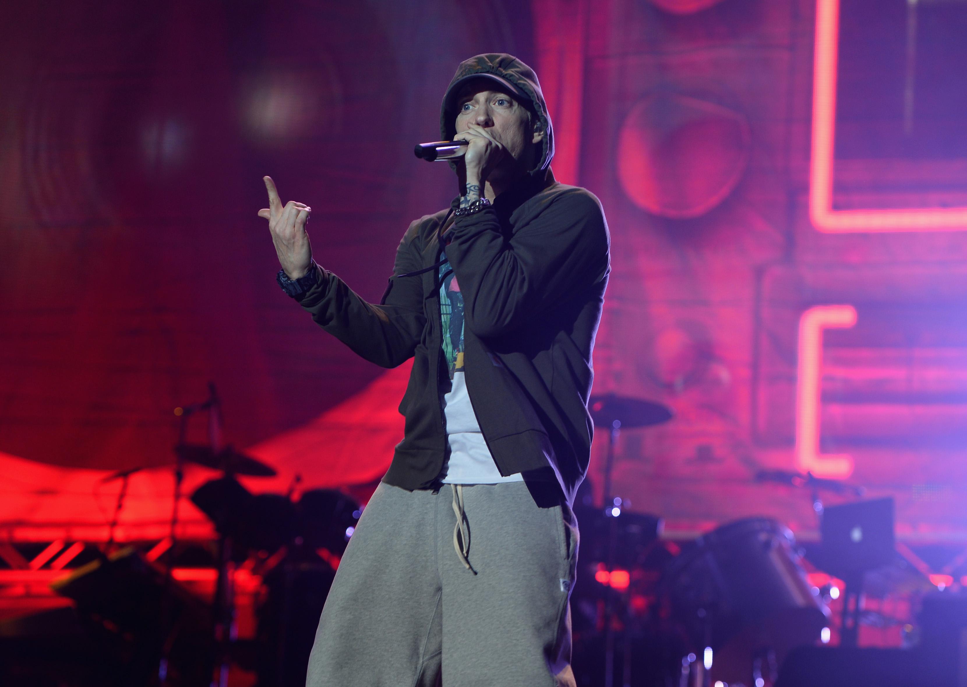 Eminem Dad Dead