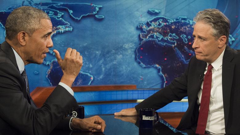 Is Jon Stewart a Republican or a Democrat?