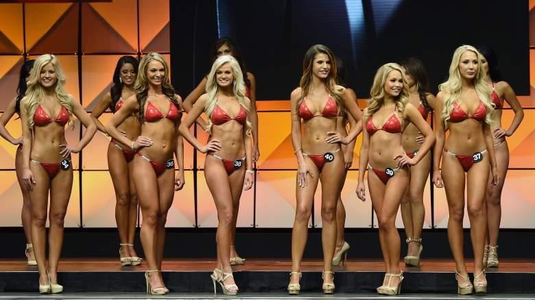 Miss Hooters International 2019 contestants