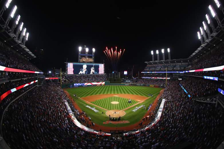 Cleveland's Progressive Field will play host to MLB's 90th All-Star Game on July 9th.