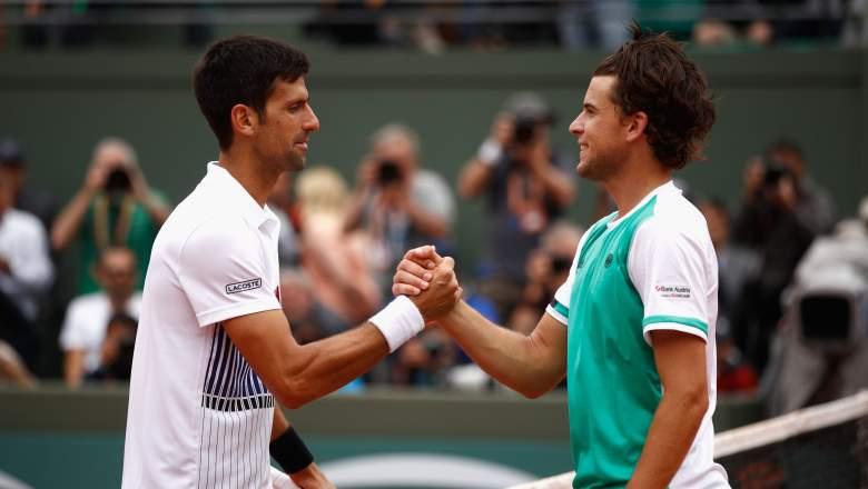 Djokovic vs Thiem Live Stream