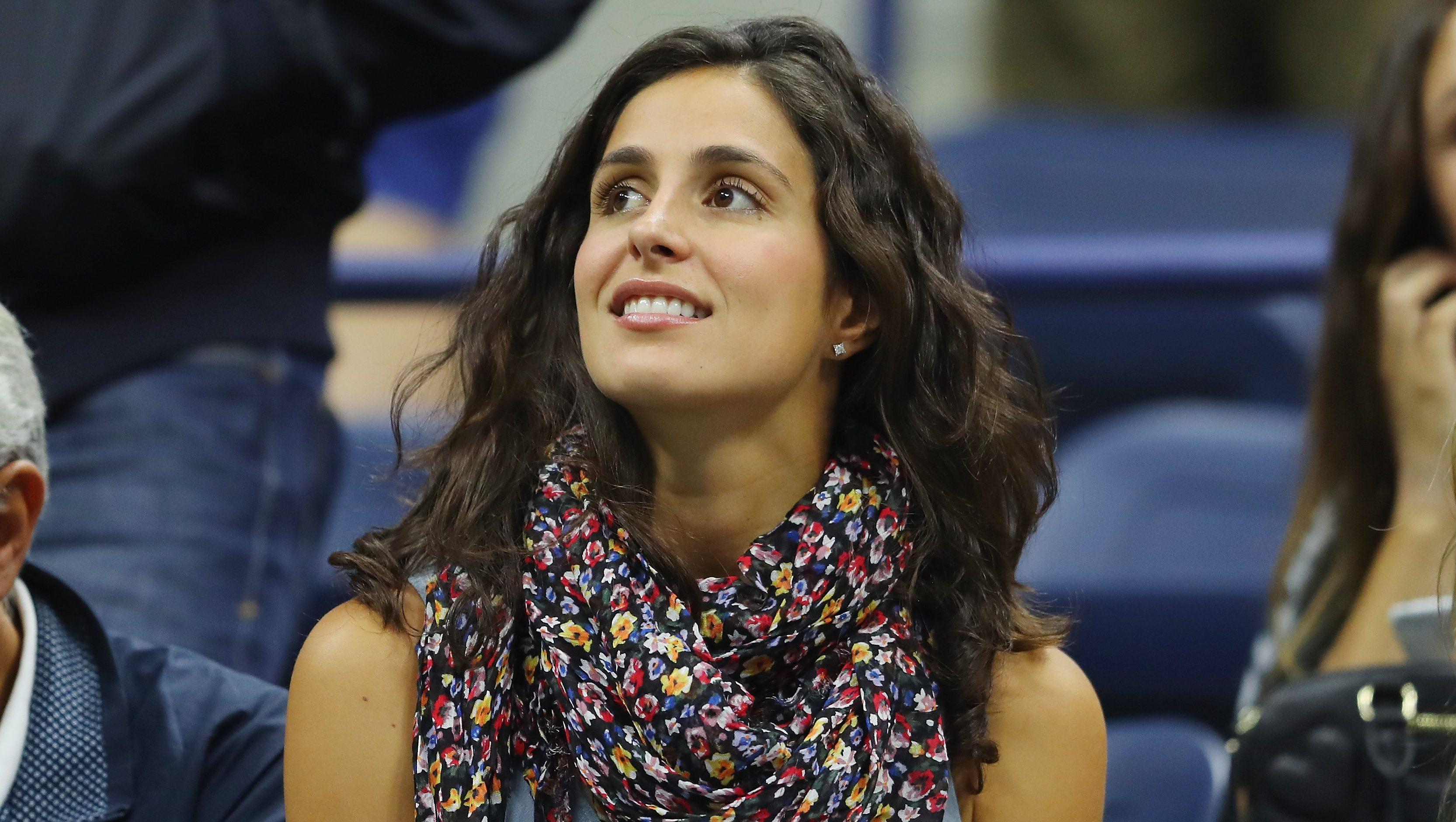 Nadal S Girlfriend Maria Perello Has Wedding In Future Heavy Com