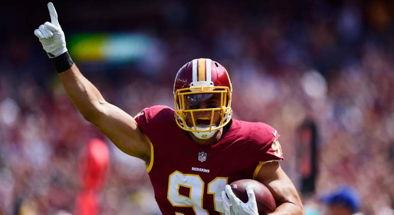 Washington Redskins 2019 playoff positivity