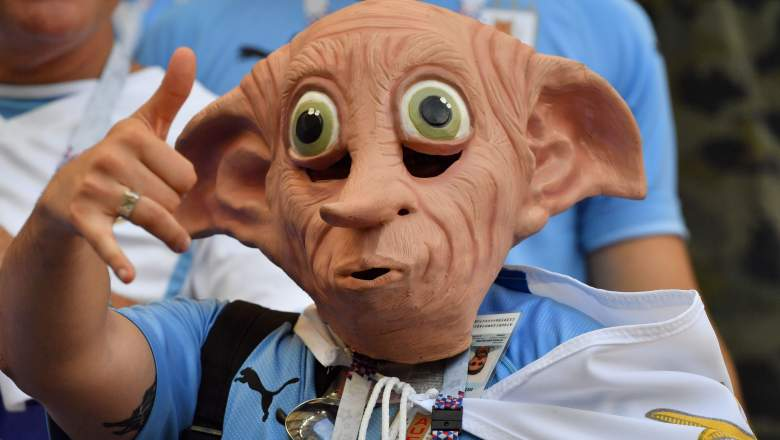 WATCH: Dobby the Elf Appears in Creepy Video
