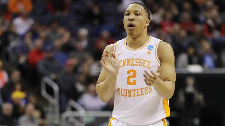 Grant Williams NBA Mock Draft Projection